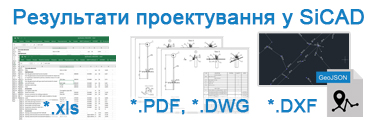 1. The principle of power lines design in SiCAD and design results